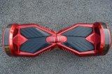 Самокат 8 дюймов электрический с проблескивая светами, RC, Bluetooth
