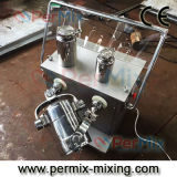 Mélangeur de dispositif trembleur de Turbula (série de PTU, PTU-50)