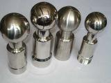 Sanitaria de acero inoxidable SS304 SS316 Rotary limpieza de bolas