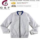 人の白いダイヤモンドのキルトにするより暖かいジャケット