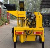 Machine de verrouillage hydraulique automatique de brique d'argile (M7MI)