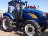 trattore agricolo di agricoltura della rotella di 100HP 120HP 135HP 150HP Foton 4 con Ce