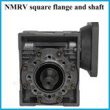 Squre Flens Power Transmission Motovario Net Mechanical Variable NMRV Aluminium Alloy Worm Gearbox