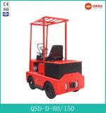 Vente directe d'usine tracteur électrique de remorquage de 10.0 tonnes avec du CE
