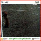Natürlicher tropischer grüner Granit für Küche-Gegenoberseiten
