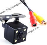 Mini coche universal cámara de visión trasera con LED para el coche / autobuses / camiones