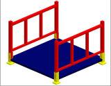 Upright Plataforma de Bastidores
