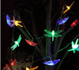 Libelle Solar Fairy String Lights für Outdoor