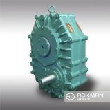 最もよい品質のZjyシリーズシャフトによって取付けられる変速機