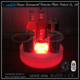 Supporto promozionale della bottiglia da birra con illuminazione del LED