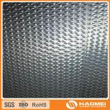 Konkav-Konvexer/Semi-Spherical/klassischer Kiesel der Orangen-PEE/Flat-Top/runzelte,/spann geprägtes Aluminium
