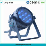 36*3W RGBW DMX512 UL LED PAR Zoom Stage Light