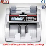 Argent de vente chaud de monnaie de tablette comptant la machine