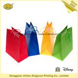 Мешки подарка печатание Cmyk упаковывая бумажные (JHXY-PBG0002)