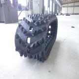 Rubber Sporen 255mm wijd voor Sneeuwscooter/Robot 255*73*35
