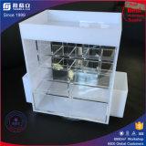 중국 공장 새로운 디자인 아크릴 회전시키는 립스틱 탑