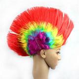 Парика партии способа парик Cosplay коромысла парика синтетического панковский