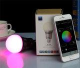 오래 다중 통제 LED Bluetooth 전구 6.5W 계속되는 힘