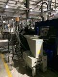 Plástico que granula machacando el granulador central de la Rápido-Velocidad de la máquina
