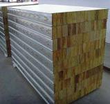 Feuerfeste Glaswolle-versteckte Panel-Isolierzwischenlage