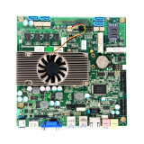 Aan boord van 4GB RAM Fanless 1037u Motherboard met 4*USB/VGA/24bit Lvds
