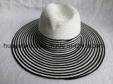 Sombreros de papel del safari del estilo del ocio 10%Polyester del 90%