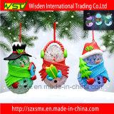 Holiday Christmas Ornaments를 위한 눈사람 LED Decoration Light