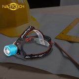 Beständiger und zuverlässiger Scheinwerfer der Qualitätsabenteuer-Höhlenkunden-LED (NK-606)