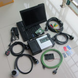 自動スキャンナーMBの星C5の診察道具HDD X201t I7&4G