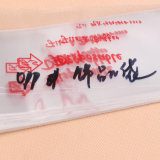 비닐 봉투를 포장하는 Transprent 접착제 OPP 자동 접착 물개 비닐 봉투
