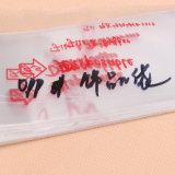 Saco de plástico de empacotamento autoadesivo do saco plástico do selo do adesivo OPP de Transprent