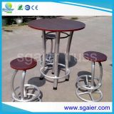 Modernes Night Bar Truss Furniture Cocktail Bar Table mit Bar Stool