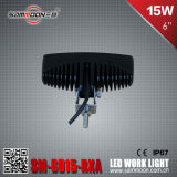6 Inch 15W LED Car Driving Work Light (SM-6015-RXA)