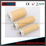 Chaufferette en céramique résistante d'élément de chauffe de température élevée