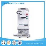 máquina portable de la marca del laser de 10W /20W para el metal
