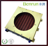 Refrigeration Parte Heat Exchanger Coil com Copper Fin
