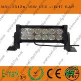 트럭 배 Hight Brighness IP67 LED 일 표시등 막대를 위한 LED Offroad 표시등 막대 36W