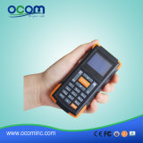 Mini 433MHz Wireless Barcode Scanner avec Screen et Memory