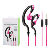 Volume Controlの新型Sport Ear Hook Earphone
