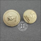 Gold überzogen ringsum ReversPin, organisatorisches Abzeichen (GZHY-LP-017)