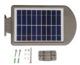 5W LED alle in einem Solargarten-Licht