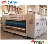 Full Automatic High Speed Carton 4 Colors Ink Printing Die-Cutting Machine