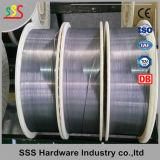Fil creusé par flux E71t-11 de constructeur/fil soudure de Fcaw/flux d'Aws E71t-1