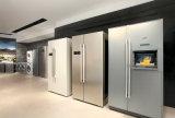 Hoja de acero para el panel de la puerta del aparato electrodoméstico, el panel del refrigerador