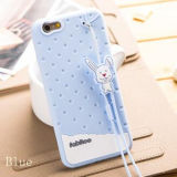 iPhone를 위한 공장 Supply Fashion Silicon Phone Case 6 6plus