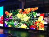 2017 최고 질 HD P2.97 의 P3.125 실내 LED 영상 벽 LED 위원회