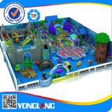 子供の屋内柔らかい運動場装置(YL-B017)
