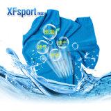 工場卸し売り昇進PVAのスポーツタオル使い捨て可能なタオルのコップが付いている涼しい氷タオル