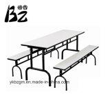 Mesa y sillas de cena extraíbles (BZ-0136)