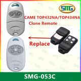 Duplicadora 433MHz Clone Came Top432na Top434na Garage Gate Remote Control